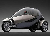 Compact Low Emission Vehicle for Urban Transport (CLEVER)